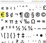 Karakter Khusus HTML